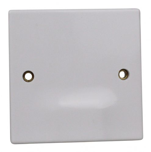 Varilight XO45O Value Polar White 45A Cooker Outlet with Flex Outlet
